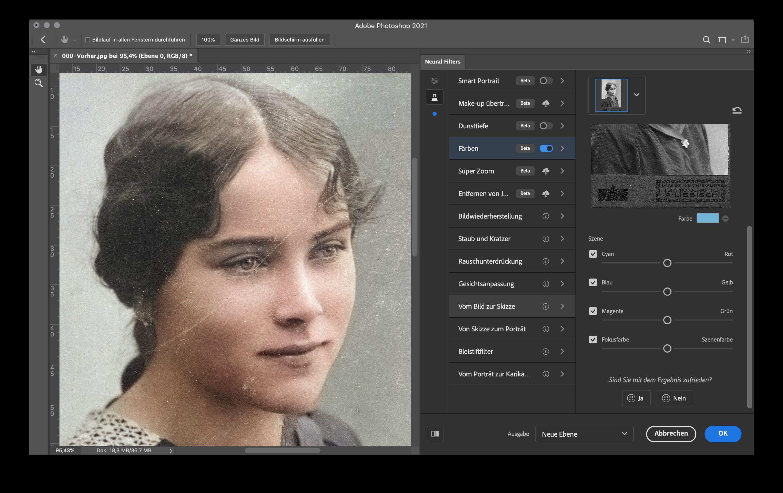Photoshop Bildgröße ändern Geht Nicht