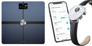 Black Friday: 30 Prozent Rabatt bei Withings