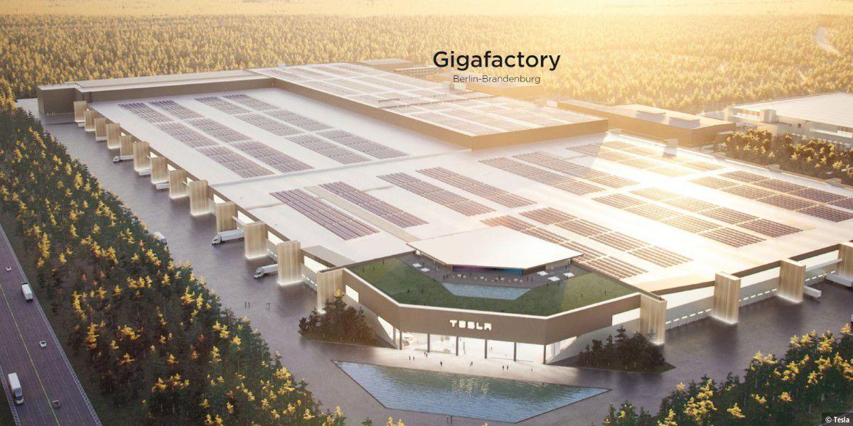 Tesla: Grünheide wird größte Batteriefabrik der Welt
