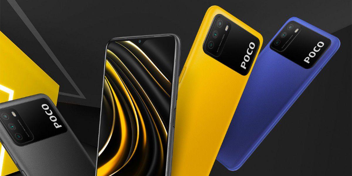 Poco M3: Mittelklasse-Smartphone mit Riesen-Akku