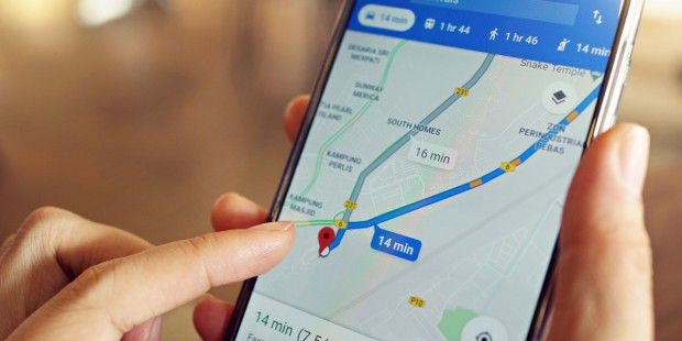 Google Maps im Test: Top Gratis-Navigation
