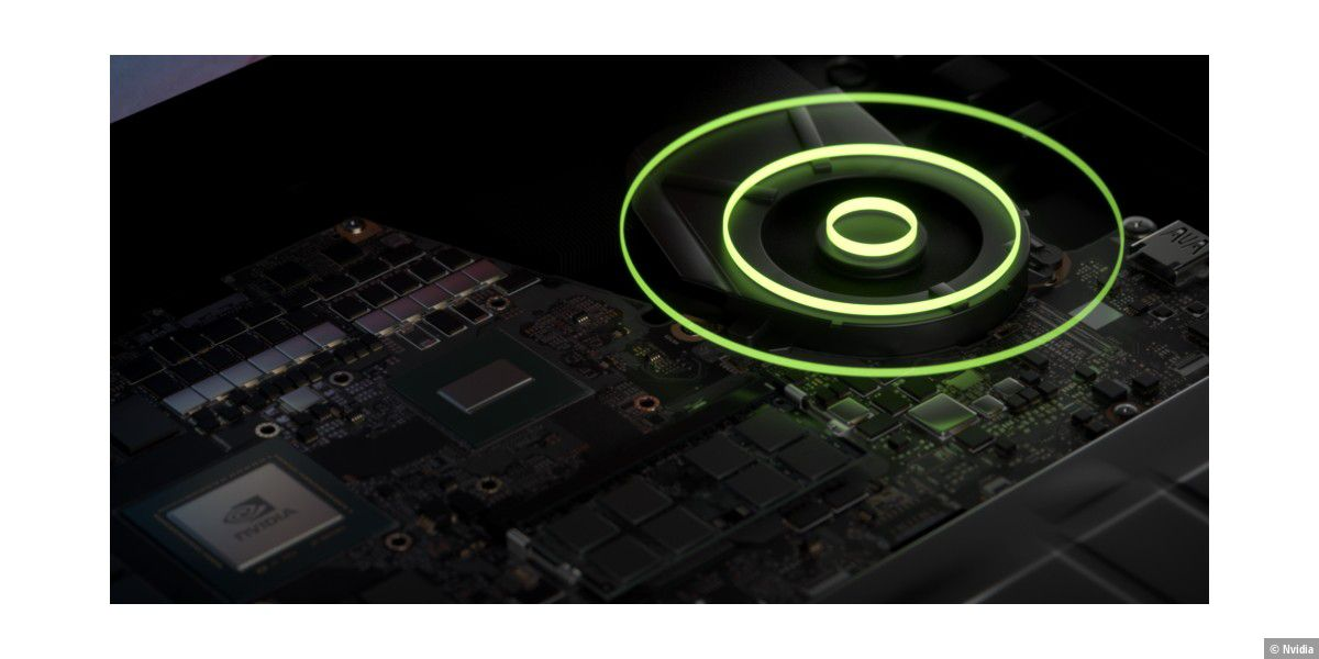 Leisere Gaming-Laptops mit Nvidia Whispermode 2.0