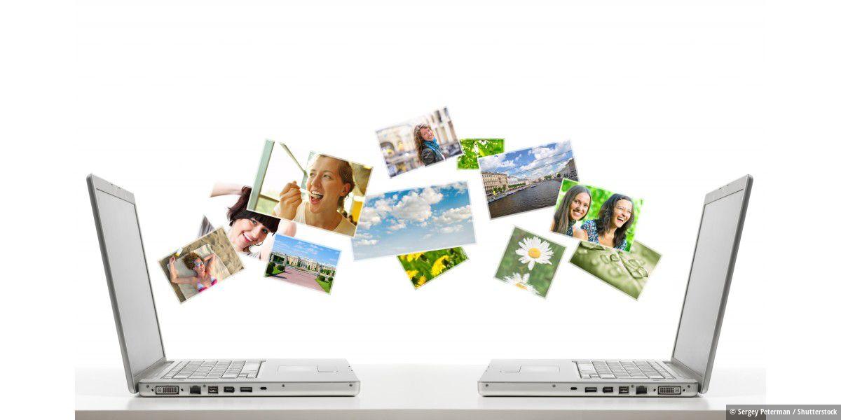 So exportieren Sie Ihre iCloud-Fotos zu Google
