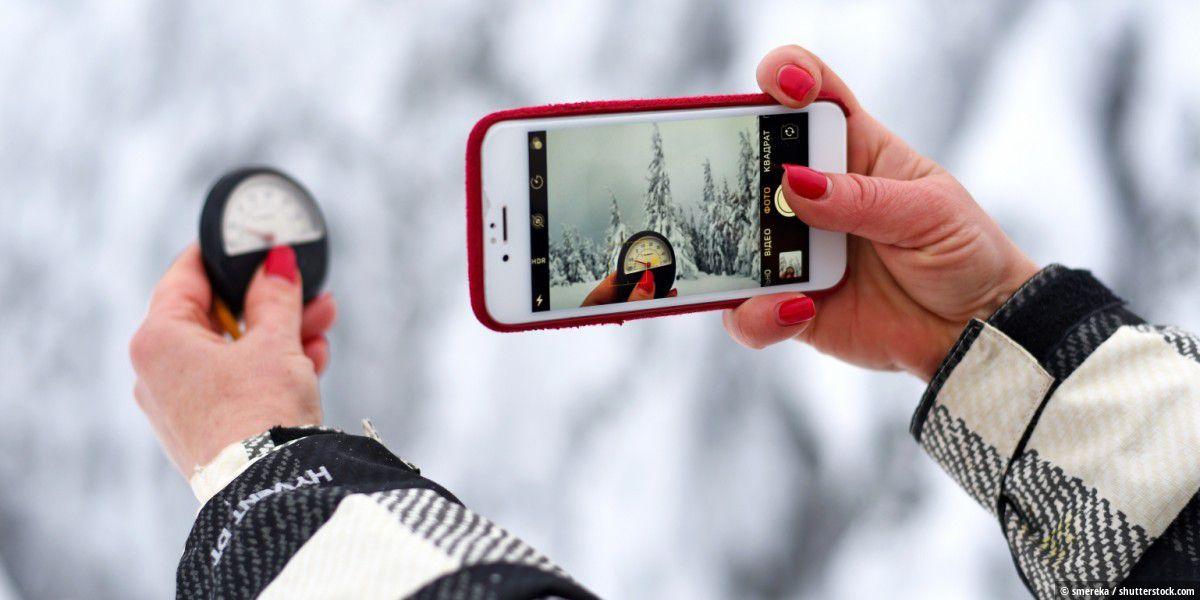 Thermometer-Apps: Brand-heiß oder kalter Kaffee?