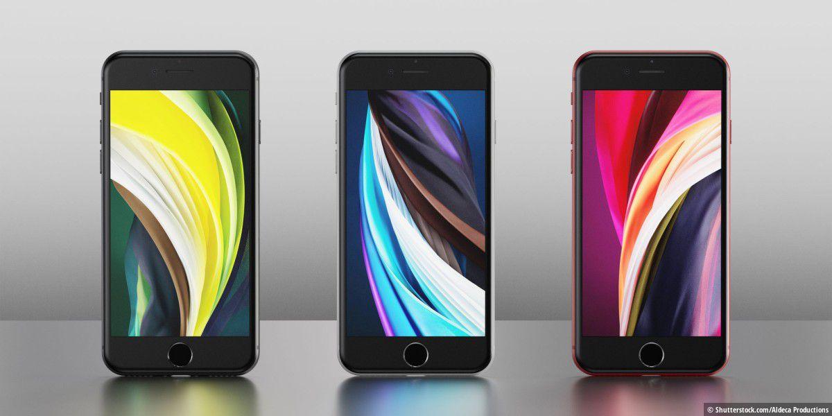 iPhone SE mit größerem Display kommt 2023