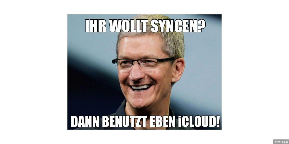 iTunes für PC: Lokaler iPhone-Sync bald nicht möglich