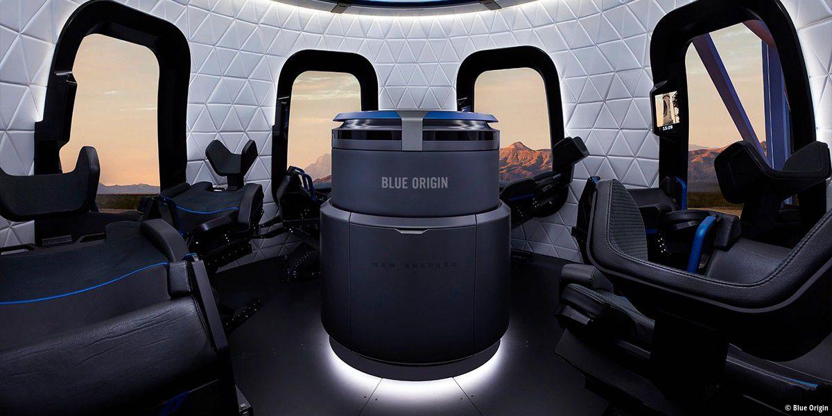Jeff Bezos versteigert Raumflug für 28 Mio. Dollar