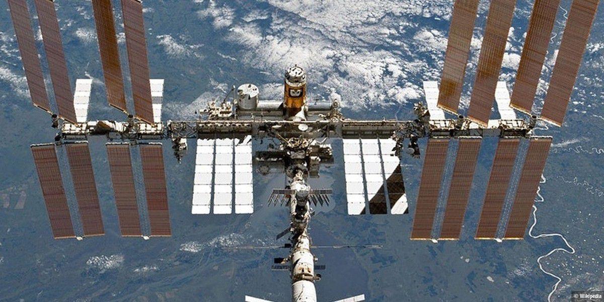 NASA plant Urlaube auf der ISS