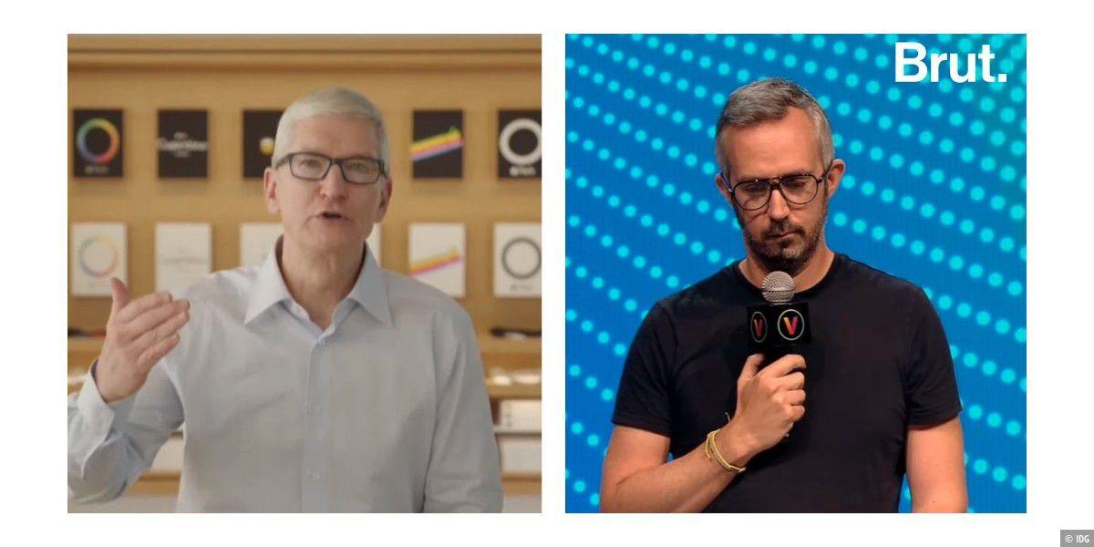 Tim Cook: Apple scheitert lieber intern