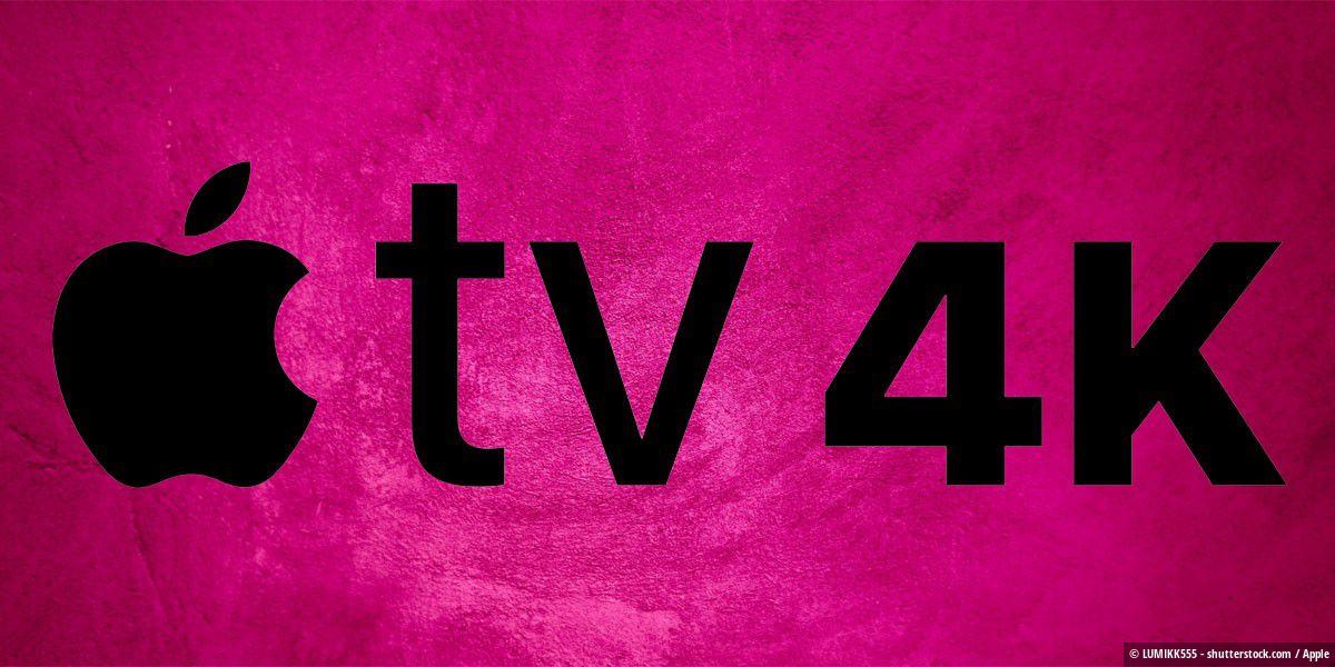 Telekom verkauft Apple TV 4K mit Magenta TV