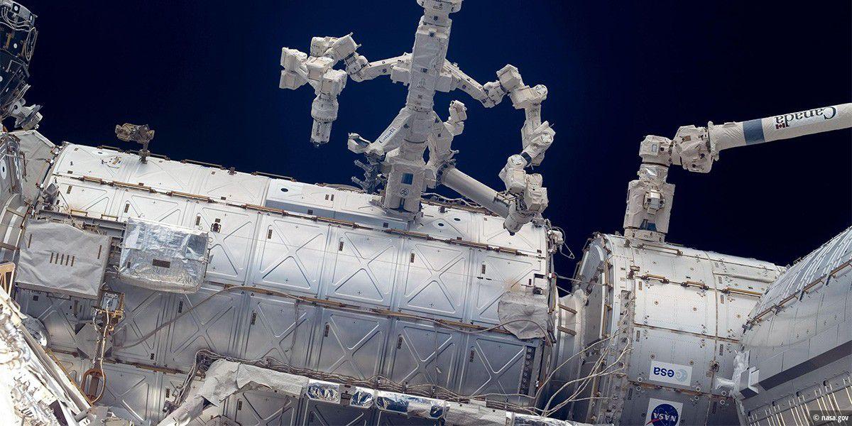 ISS: Russisches Modul lässt Station rotieren