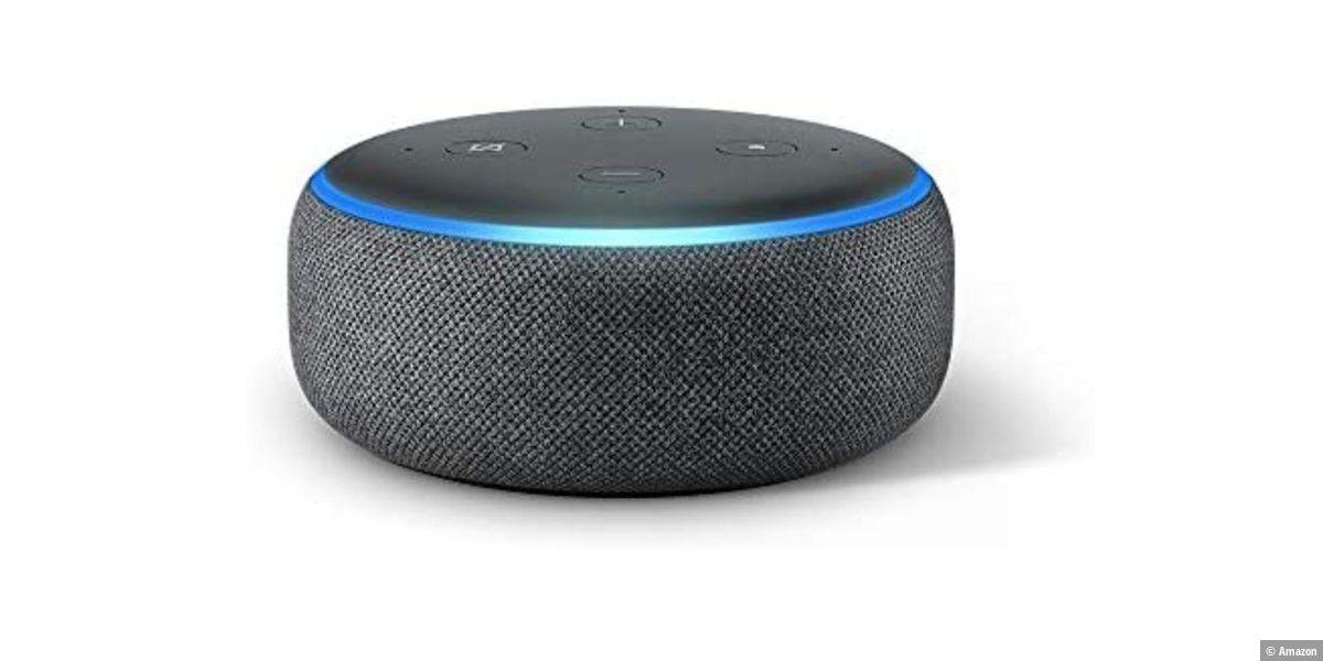 Echo Dot 3. Gen mit Alexa jetzt zum Bestpreis