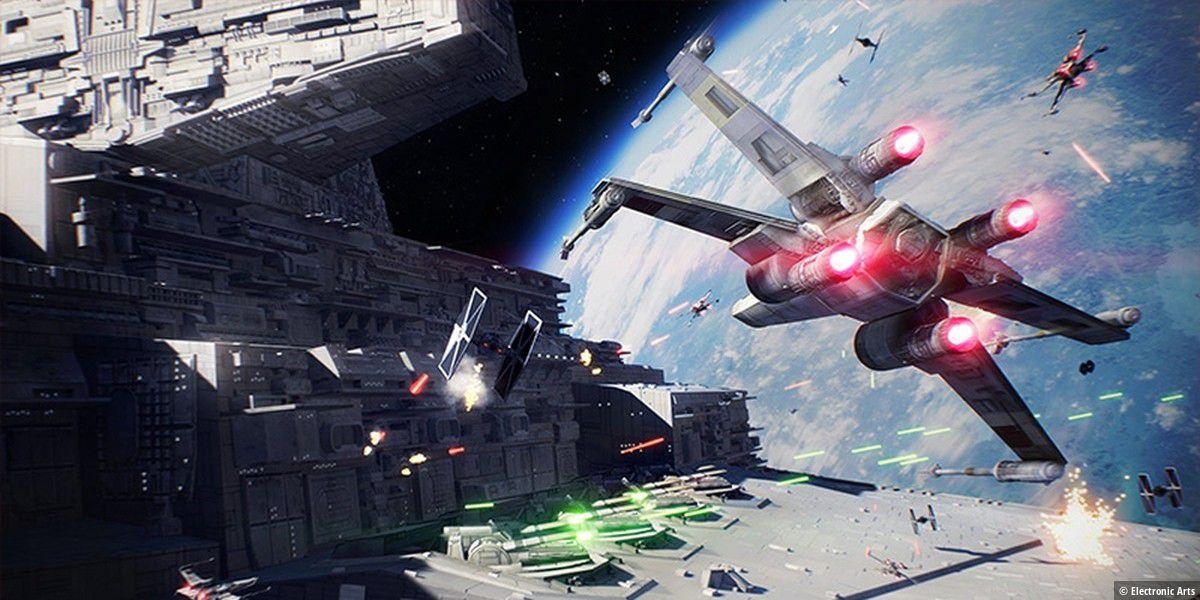Gerücht: Quantic Dream entwickelt Star-Wars-Spiel