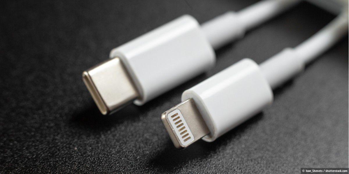 USB-C statt Lightning fürs iPhone: 2 Jahre Frist von EU