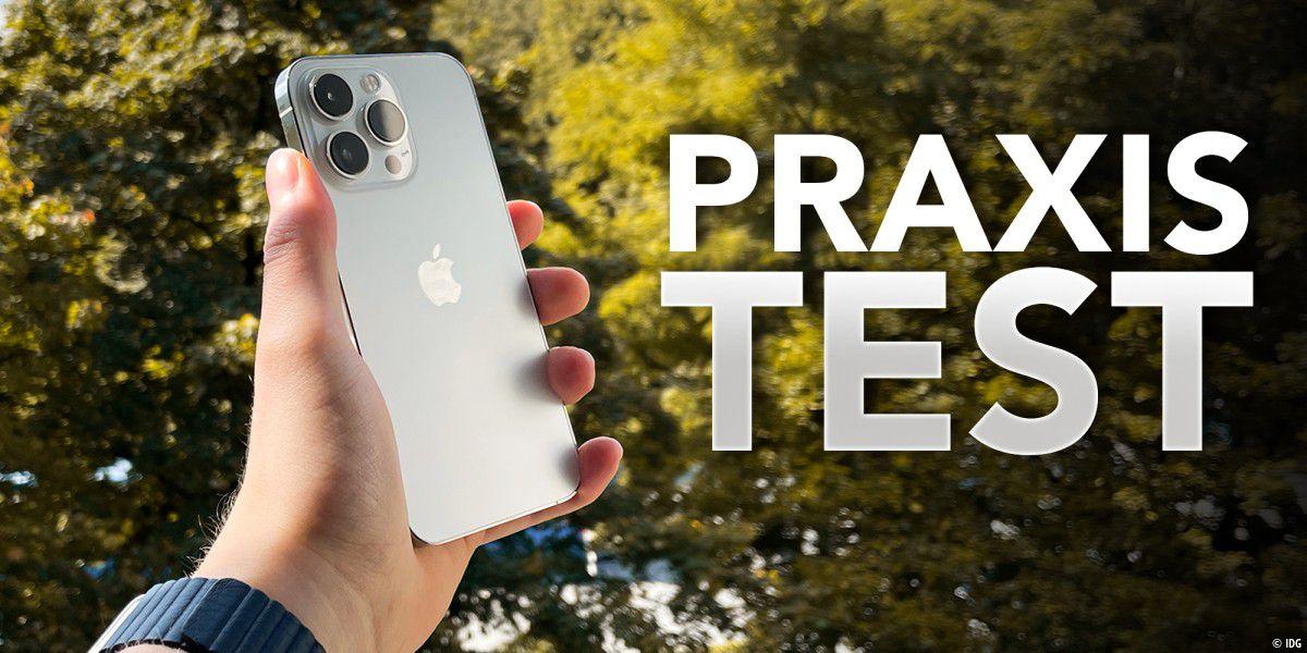 iPhone 13 Pro vs. 12 Pro: Kamera, Display, Notch