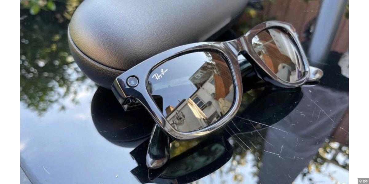 Ray-Ban Stories im Test: Smarte Sonnenbrille mit Kamera