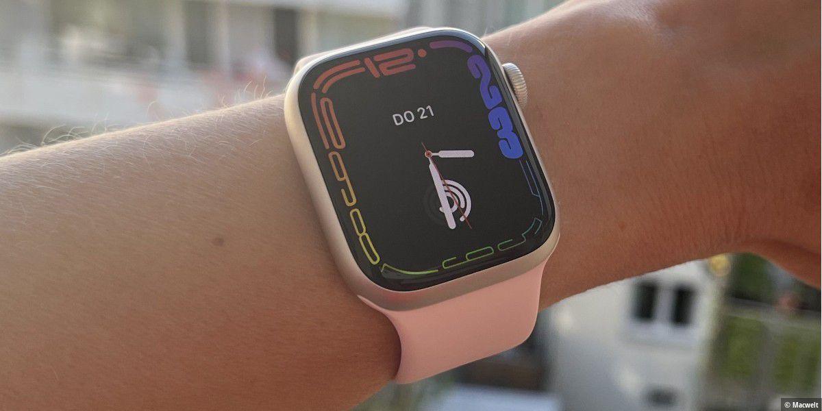 Apple Watch im Langzeittest: Whatsapp muss warten
