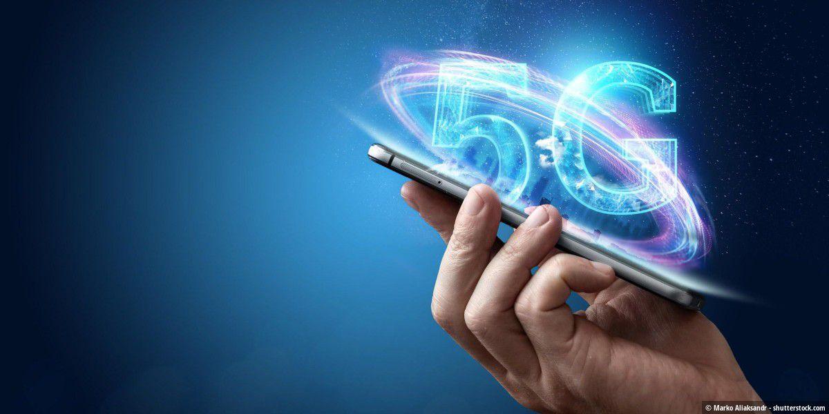 5G-Smartphones überholen 4G-Geräte