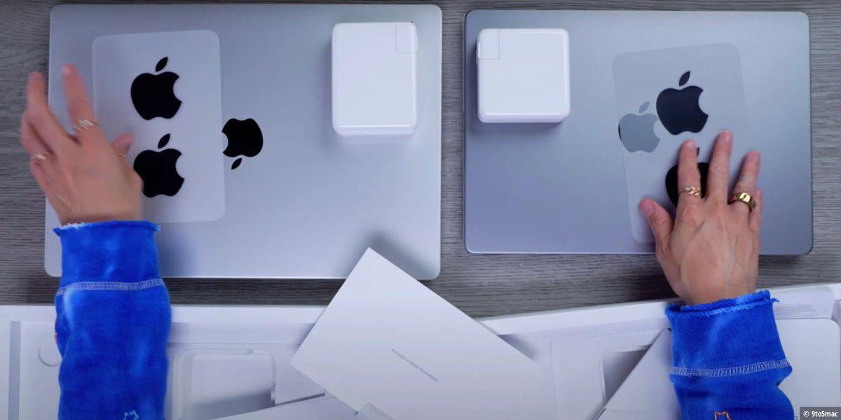 Neue Sticker: Apple überrascht Macbook-Pro-Nutzer